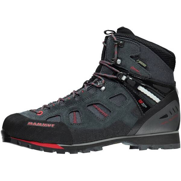 MAMMUT Herren Trekkingschuhe Ayako High GTX | Schuhe > Outdoorschuhe > Trekkingschuhe | Graphite | Velours - Gummi | mammut