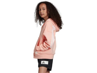 ADIDAS Mädchen Trainings-Sweatjacke Pink