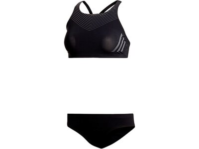 "ADIDAS Damen Bikini ""REG 2PC PP"" Schwarz"