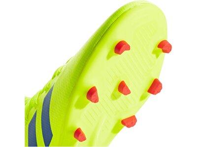 ADIDAS Kinder Fußballschuhe Nemezis 18.3 FG Grün