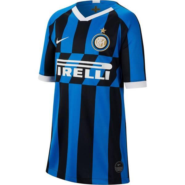 "NIKE Kinder Fußballtrikot ""Inter Milan 2019/20 Stadium Home"" Kurzarm"