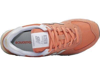"""NEWBALANCE Damen Sneaker """"574 Essentials"""" Pink"""