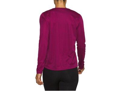 "ASICS Damen Shirt ""Katakana LS"" Rot"