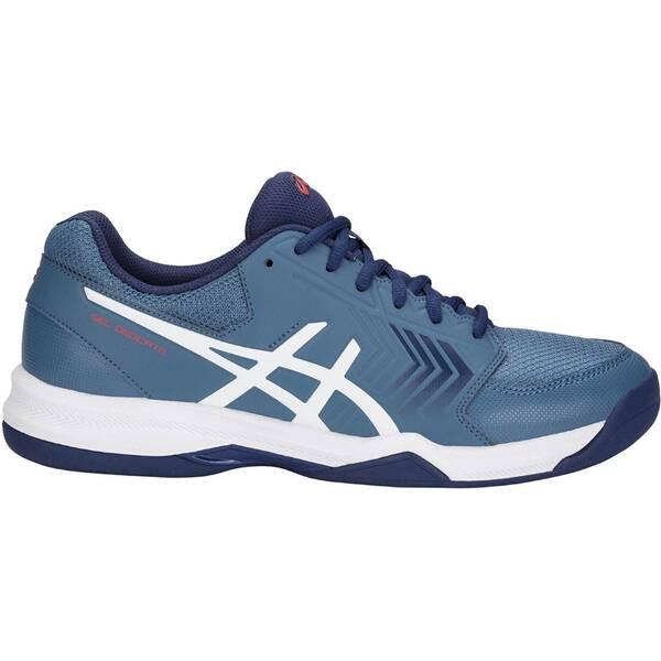 ASICS Herren Tennisschuhe Gel-Dedicate 5 Indoor | Schuhe > Sportschuhe > Tennisschuhe | White | ASICS