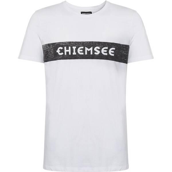 CHIEMSEE T-Shirt mit plakativen Markenschriftzug