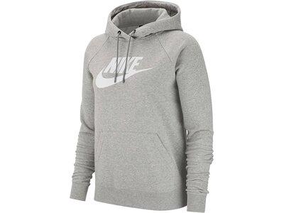 "NIKE Damen Kapuzensweatshirt ""Sportswear Essential Womens"" Grau"