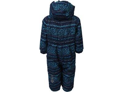 "COLORKIDS Mädchen Baby Ski-Overall ""Rimah"" Blau"