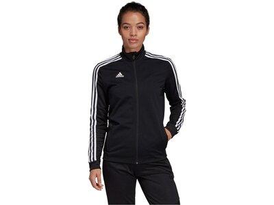 "ADIDAS Damen Trainingsjacke ""Tiro 19"" Schwarz"