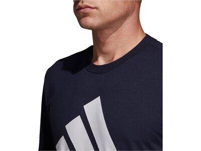 ADIDAS Herren T-Shirt Schwarz