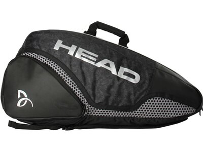 "HEAD Tennistasche ""Djokovic 9R Supercombi"" Schwarz"
