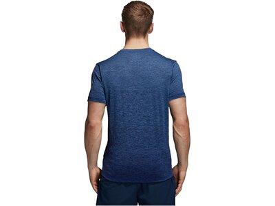 ADIDAS Herren Trainingsshirt Freelift Gradient Blau