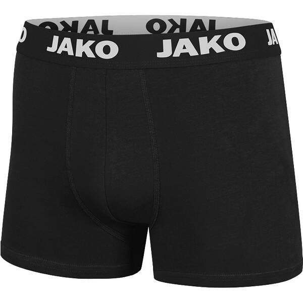 JAKO Herren Boxershort Basic 2er Pack