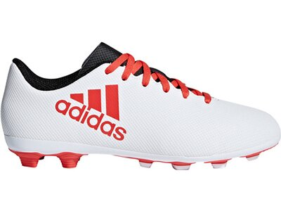 ADIDAS Kinder Fußballschuhe X 17.4 FxG Grau