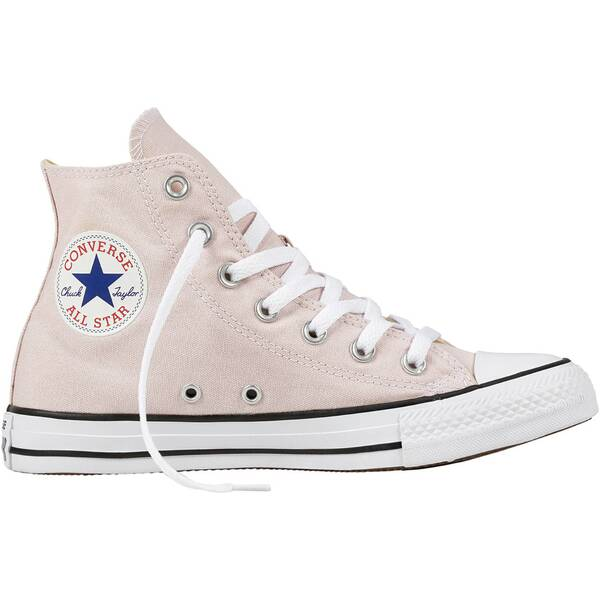 CONVERSE Damen Sneakers Chuck Taylor All Star High Top Barely Rose