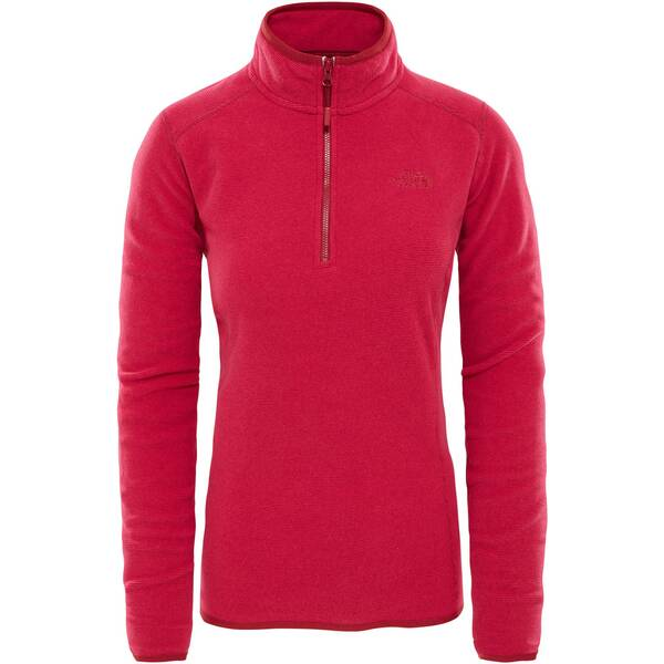 THE NORTH FACE Damen Fleecepullover 100 Glacier 1/4 Zip W