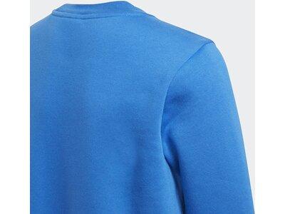 ADIDAS Kinder ID Sweatshirt Blau