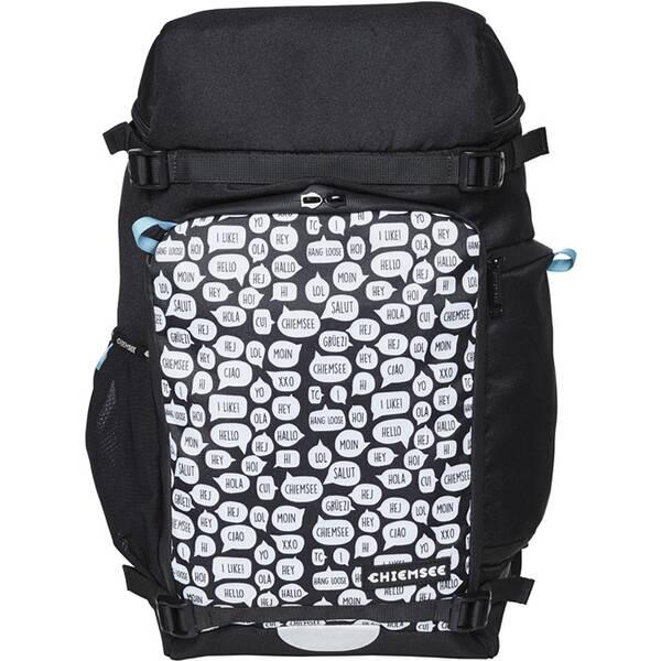 CHIEMSEE Rucksack mit flexiblen Fach für Laptop oder Tablet