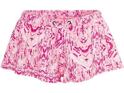 CHIEMSEE Badeshorts mit Alloverprint Pink