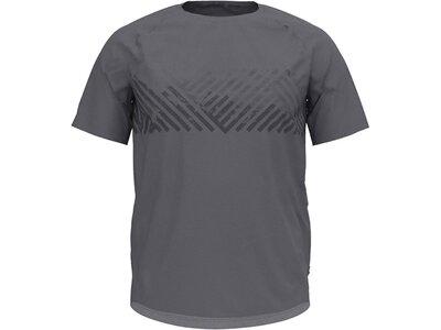 "ODLO Herren Trainingsshirt ""Concord"" Grau"
