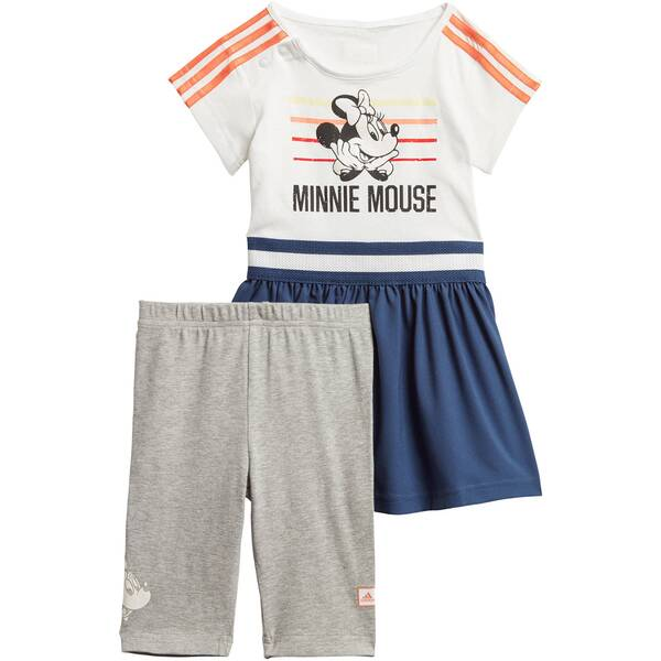 "ADIDAS Mädchen Trainingsanzug ""Minnie Mouse Summer"" Set"