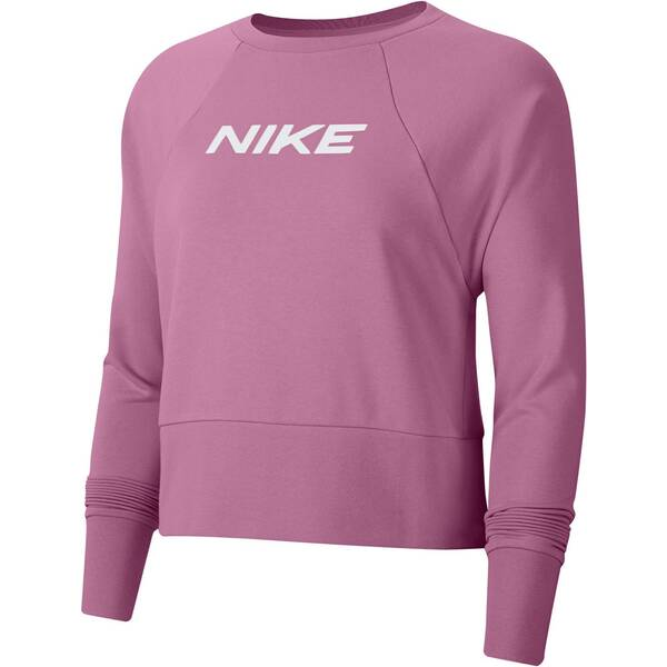 "NIKE Damen Trainings-Sweatshirt ""Dri-FIT Get Fit"""