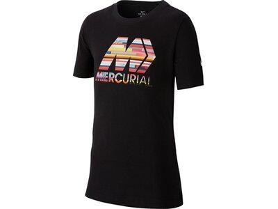 NIKE Fußball - Textilien - T-Shirts Dry Mercurial Tee T-Shirt Kids Schwarz