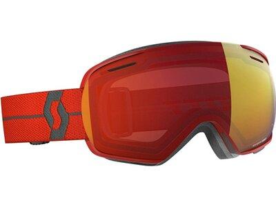 "SCOTT Skibrille / Snowboardbrille ""Linx"" Rot"