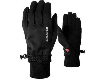 """ZIENER Softshell-Handschuhe """"Idealist WS"""" Schwarz"""