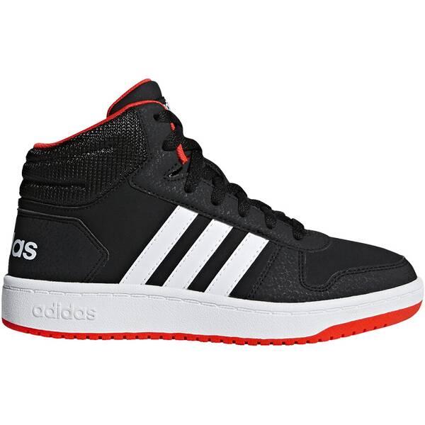ADIDAS Kinder Hoops 2.0 Mid Schuh