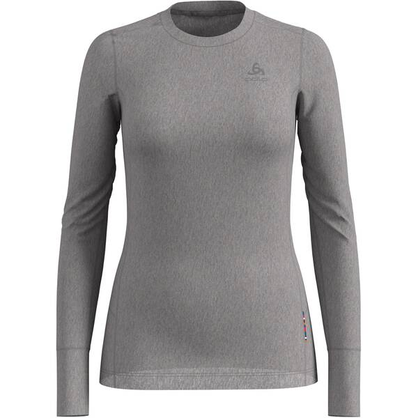 "ODLO Damen Shirt ""SUW Top"" Langarm aus Wolle"