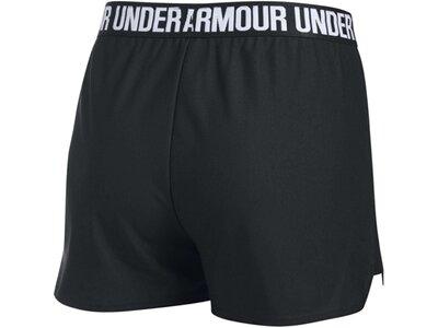 "UNDERARMOUR Damen Trainingsshorts ""Play Up Short 2.0"" Grau"
