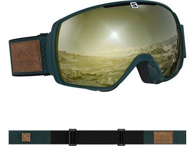 """SALOMON Skibrille """"XT One Sigma"""" Braun"""