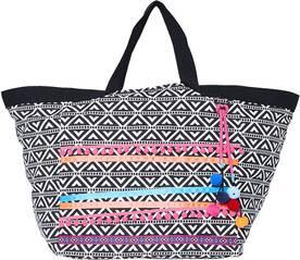 CHIEMSEE Shopping Tasche mit Pompom Anhänger