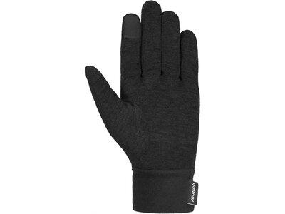 "REUSCH Handschuhe ""Prima Silk liner"" Schwarz"