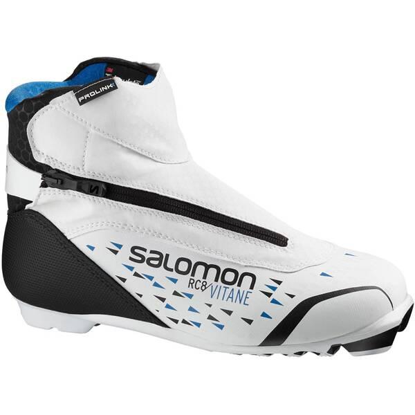 SALOMON Damen Langlaufschuhe RC8 Vitane Pro Link