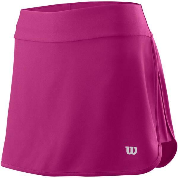 WILSON Damen Tennisrock Condition 13.5 Skirt