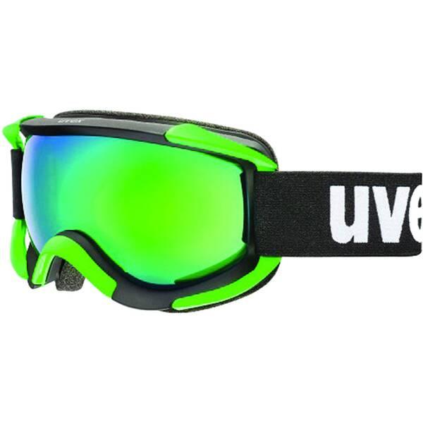 UVEX Skibrille / Snowboardbrille Sioux Schwarz