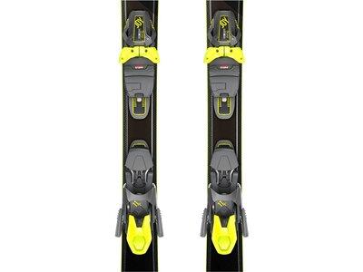 "HEAD Damen Skier ""Super Joy SLR"" inkl. Bindung ""Joy 11 GW"" Schwarz"