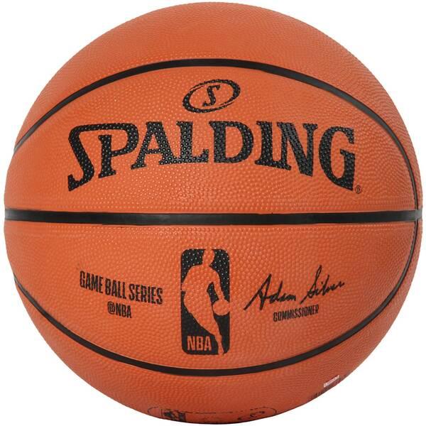 """SPALDING Basketball """"NBA Game Ball Replica"""""""