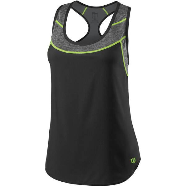 WILSON Damen Tennisshirt UWII Hybrid Tank Ärmellos