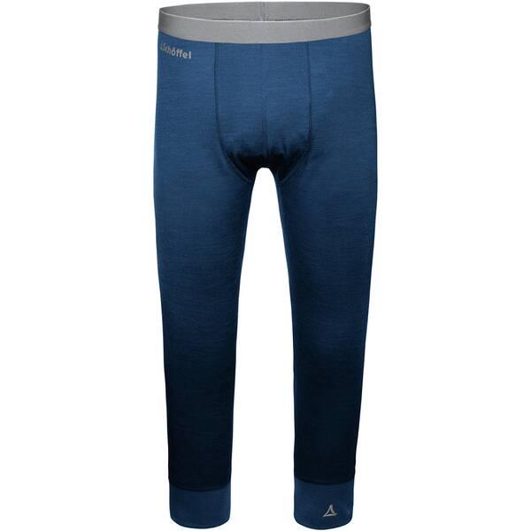 SCHÖFFEL Herren Funktionsunterhose / Funktionsunterwäsche Merino Sport Pants short