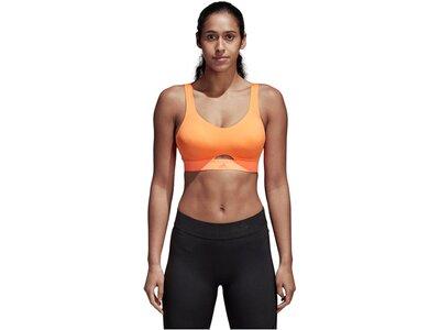 ADIDAS Damen Sport-BH Stronger For It Soft Orange