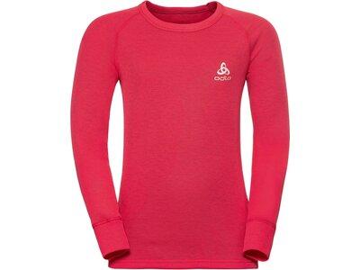 ODLO Kinder Unterhemd ACTIVE WA Rot