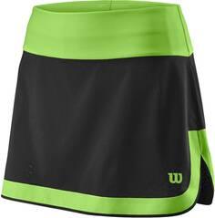 WILSON Damen Tennisrock UWII Perf 12.5 Skirt
