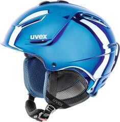 "UVEX Ski- und Snowboardhelm ""Plus Pro Chrome LTD"""