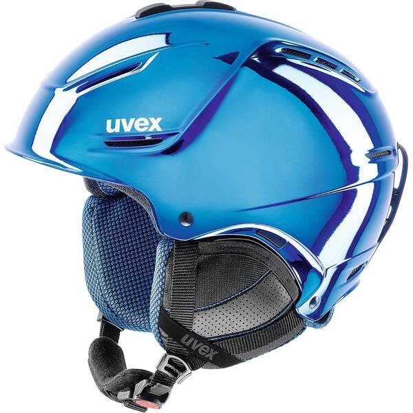 "UVEX Ski- und Snowboardhelm ""Plus Pro Chrome LTD"""