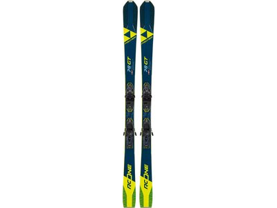 """FISCHER Skier """"RC ONE 78 GT TPR + RSW 10 PR"""" Grün"""