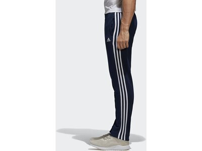 "ADIDAS Herren Trainingshose ""Essentials 3S Tapered"" Blau"