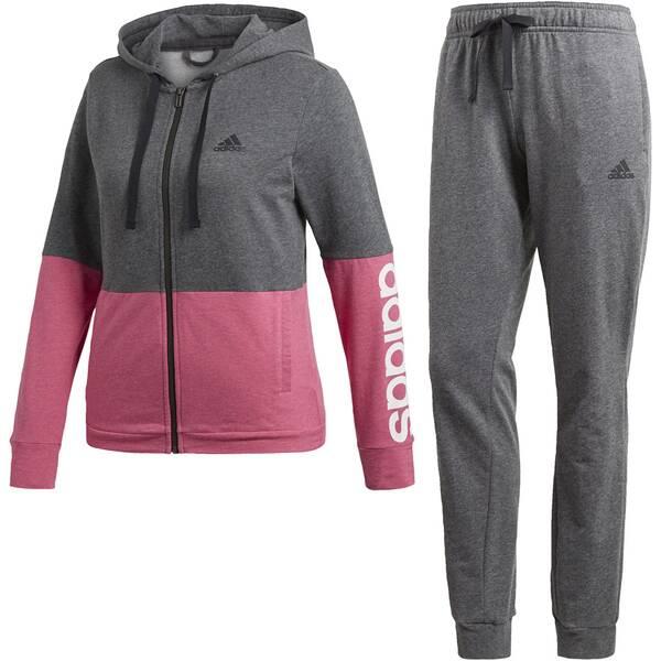 ADIDAS Damen Cotton Marker Trainingsanzug