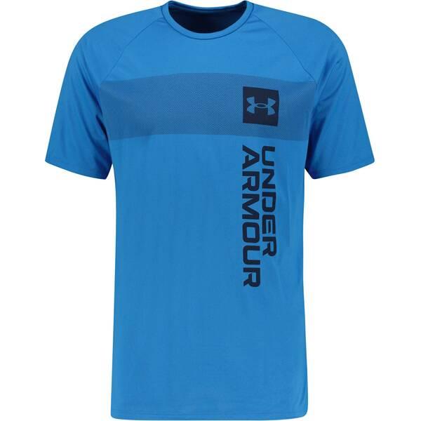 """UNDERARMOUR Herren Trainingsshirt """"UA Tech 2.0"""" Kurzarm"""